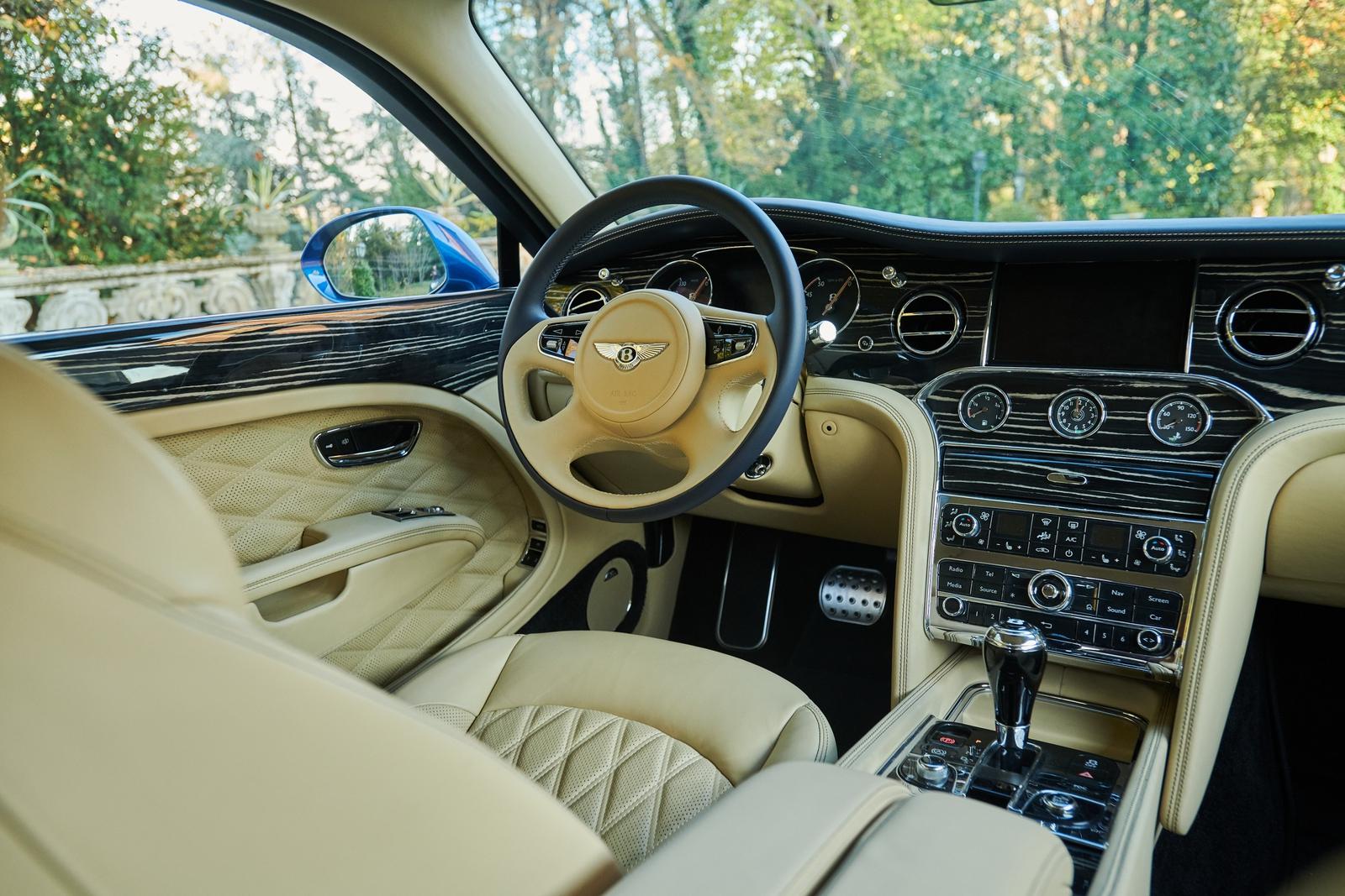 Coupè for Bentley Mulsanne 5