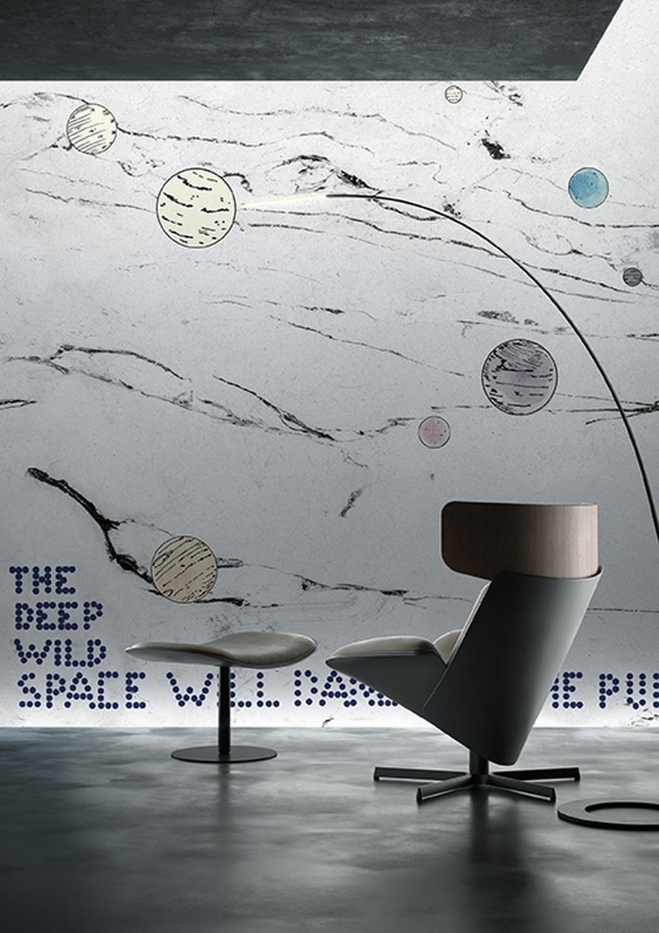 THE DEEP WILD SPACE