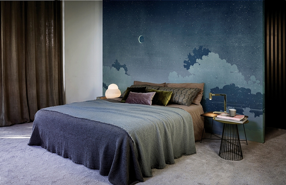 Notturno blu