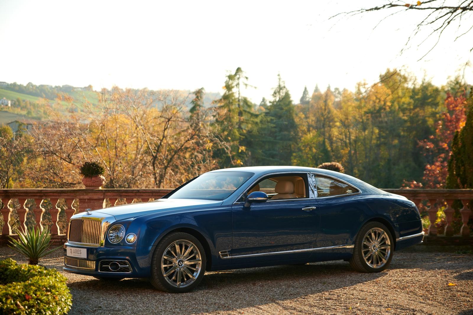 Coupè for Bentley Mulsanne 3