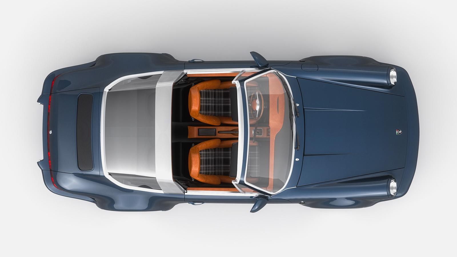 ARES Design Porsche 964 Targa