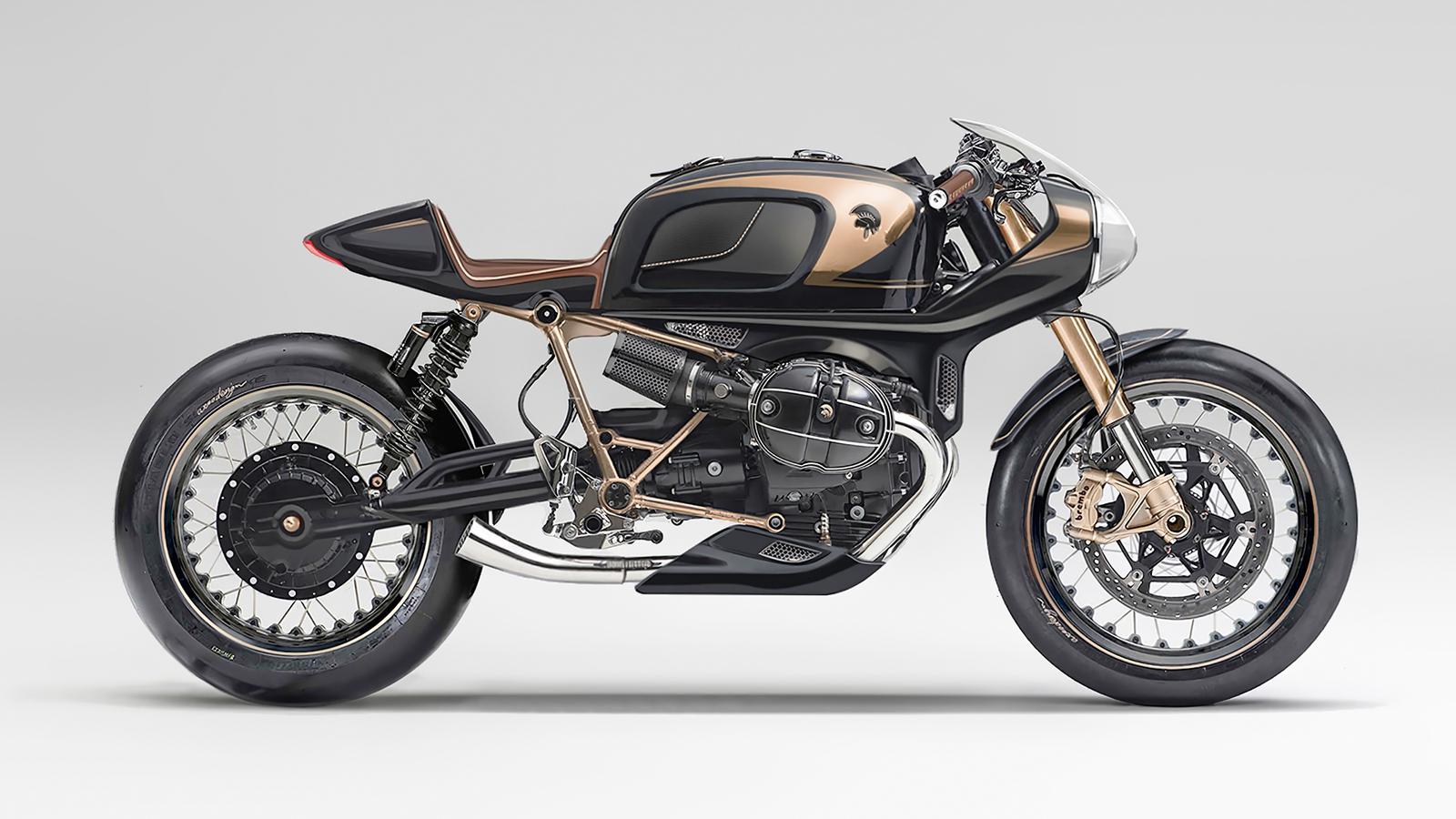 ARES Design BMW R nineT Bullet