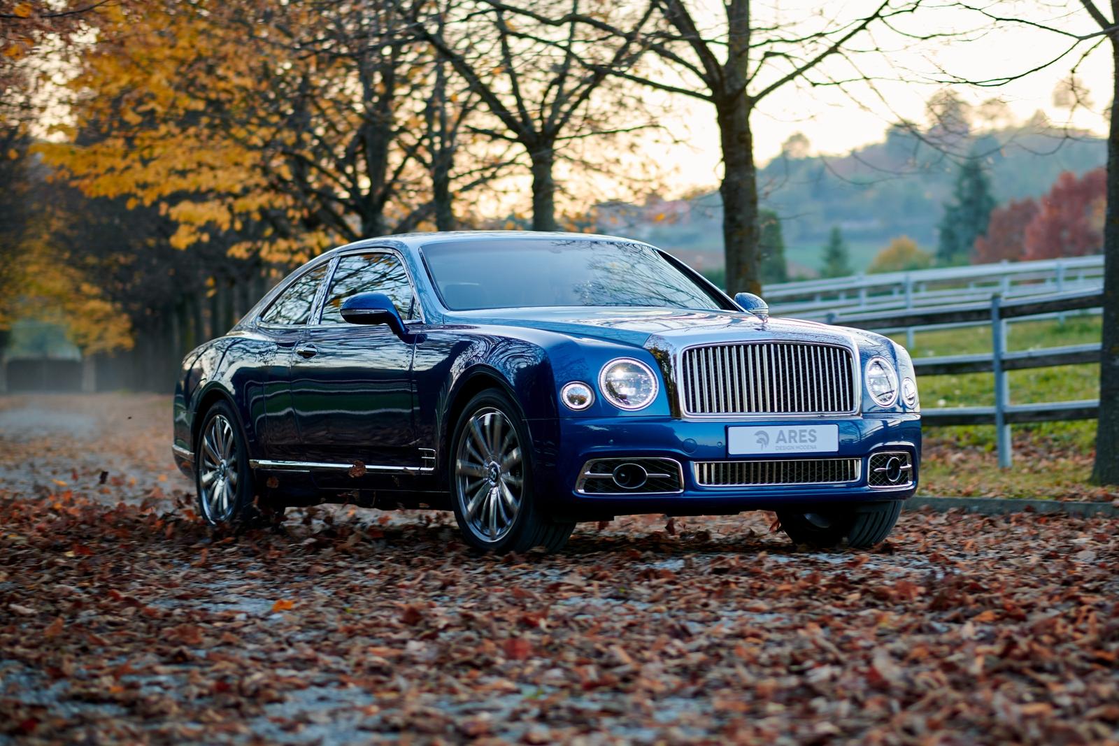Coupè for Bentley Mulsanne 1