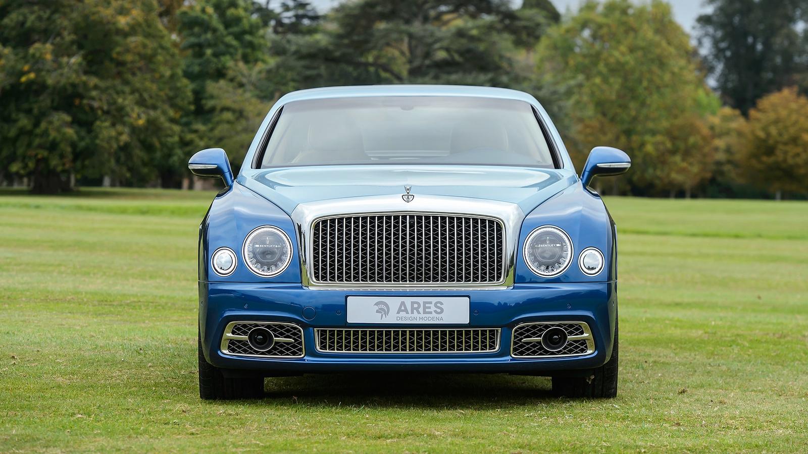 ARES Design Bentley Mulsanne Coupè