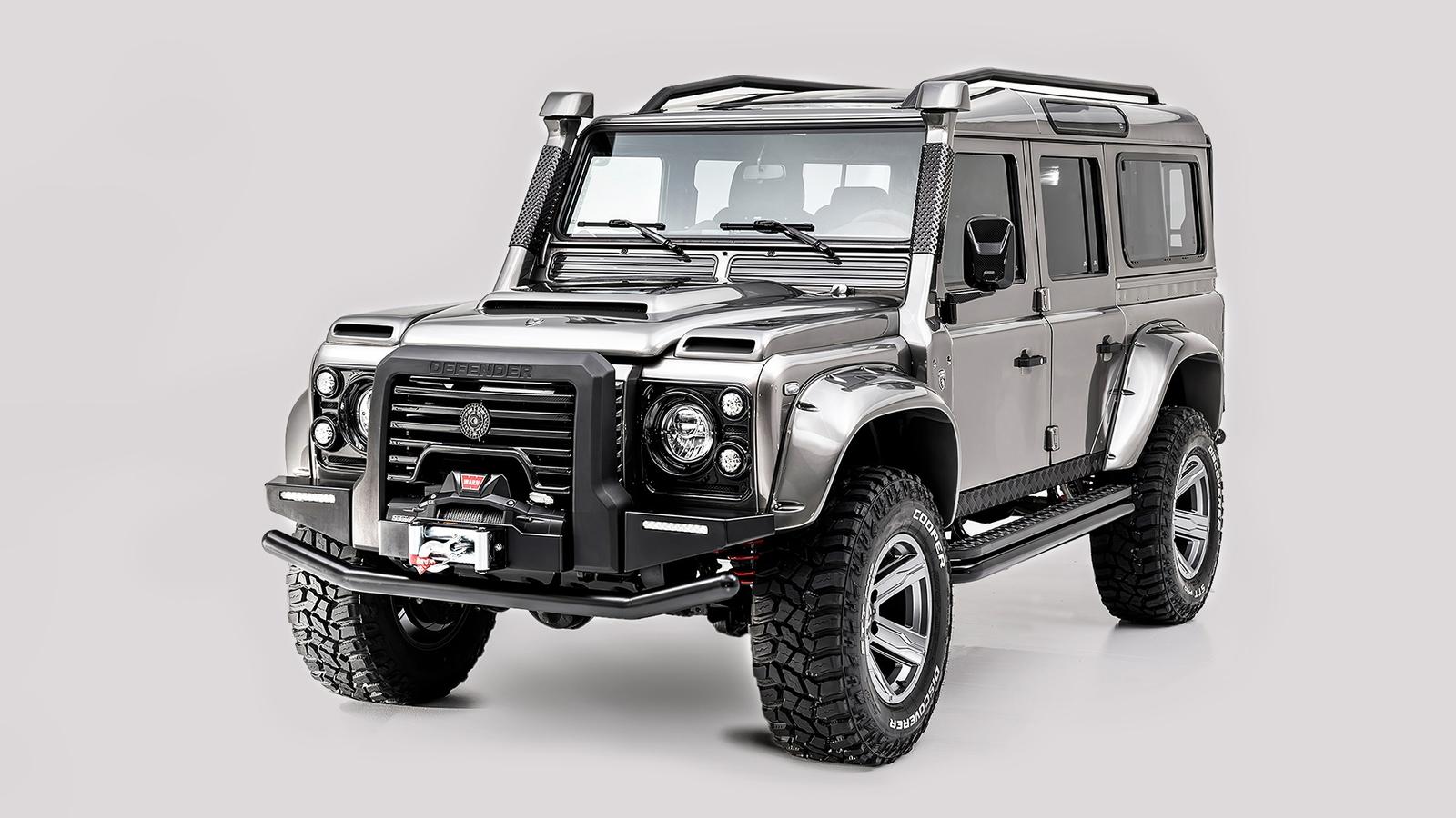 ARES Design Land Rover Defender V8