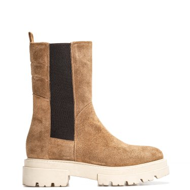 2UNDER218, LEATHER | SAND